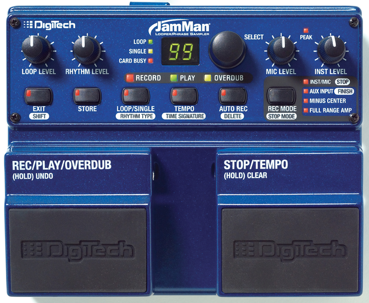 Digitech jamman looper