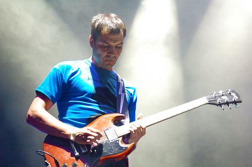 Florent, Guitarrista de los Planetas