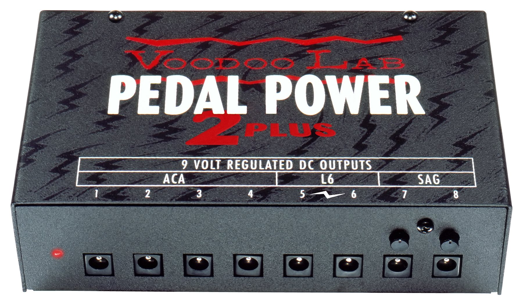 Alimentador Voodoo Lab Pedal Power 2