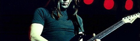 Pedalera de David Gilmour (Pink Floyd)