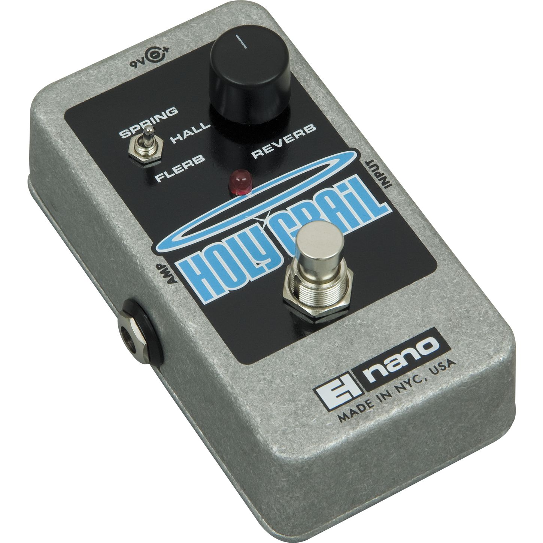 Electro Harmonix Holy Grail Pedal