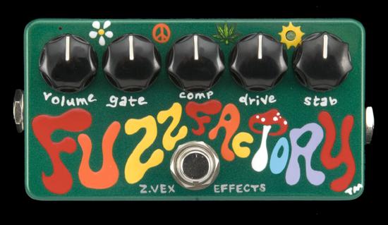 Zvez Fuzz Factory