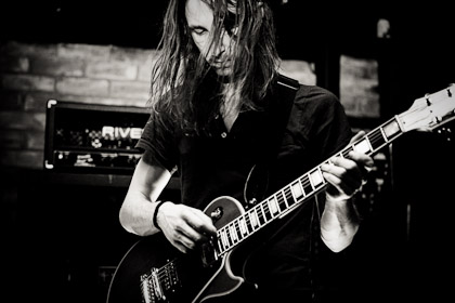 Mike Sullivan, guitarrista de Russian Circles