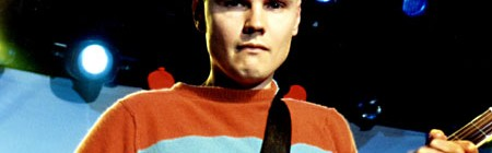 Pedalera de Billy Corgan (Smashing Pumpkins)
