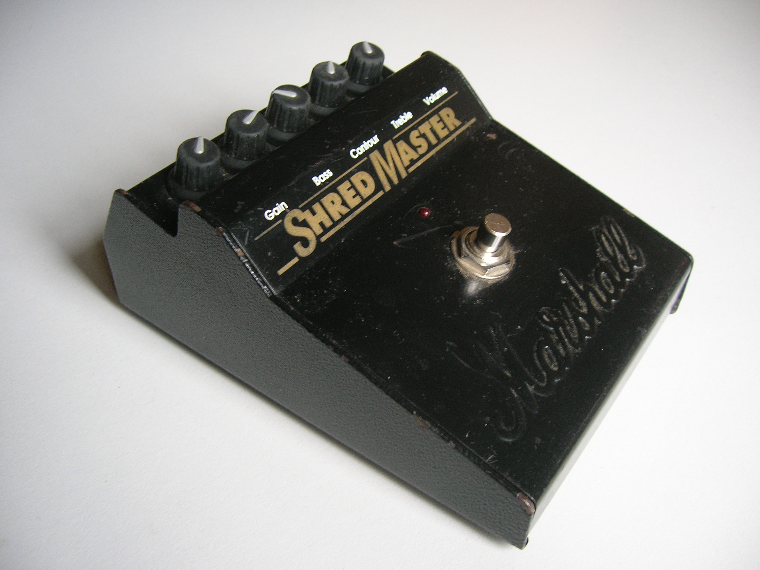 Pedal Marshall Shred Master
