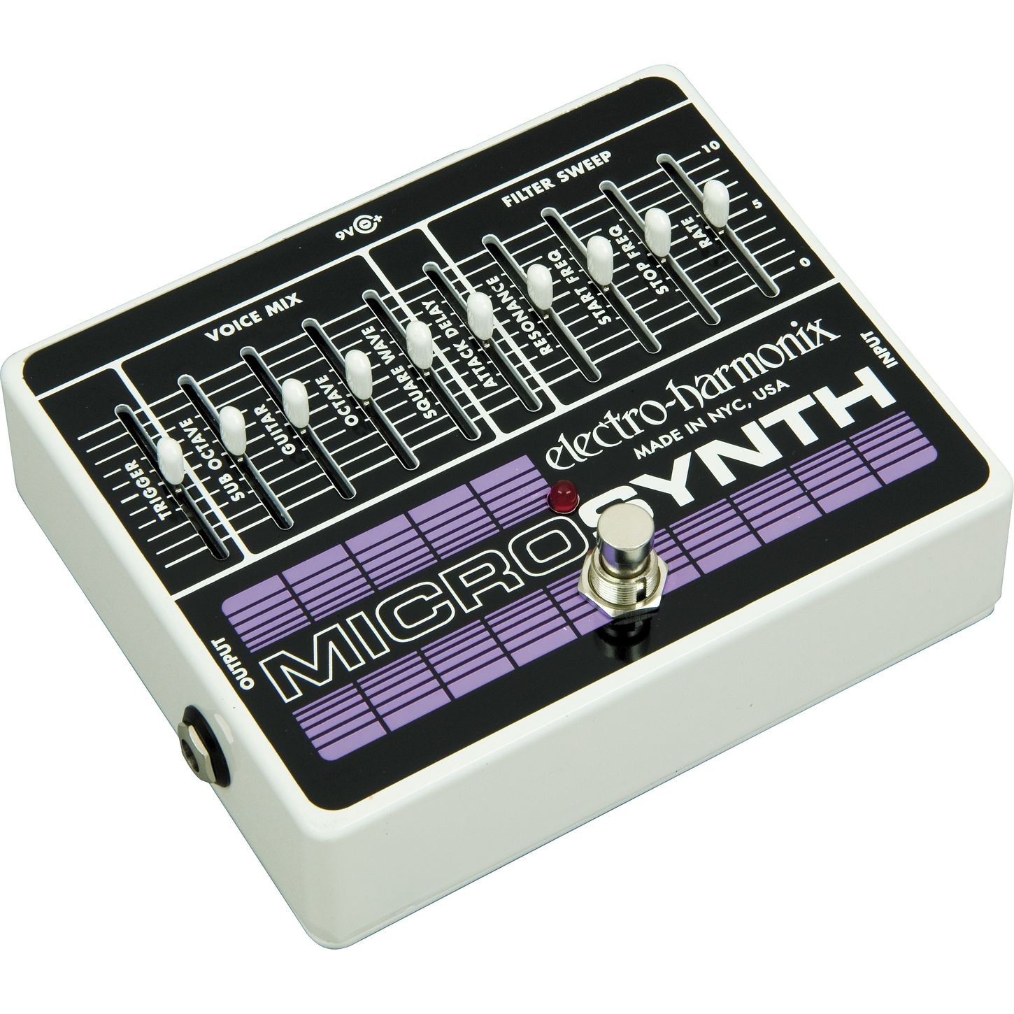 Pedal EHX micro Synth