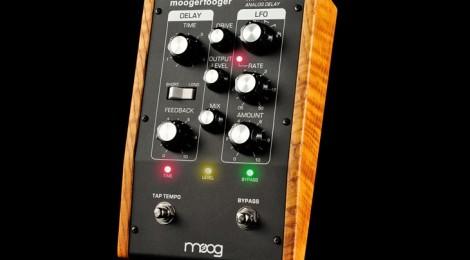 Moog MF-104 Analog Delay