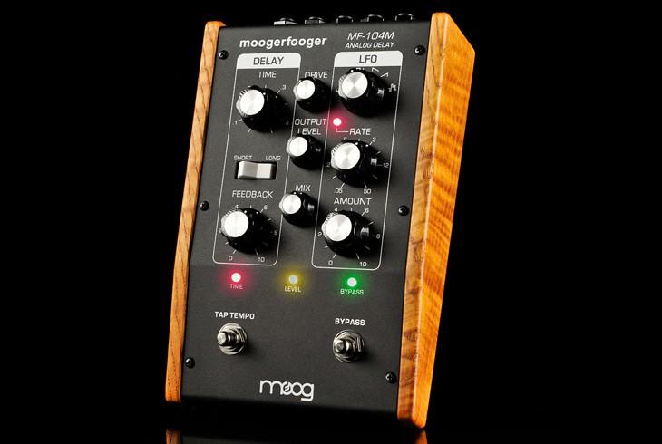 Moog MF-104 delay analógico