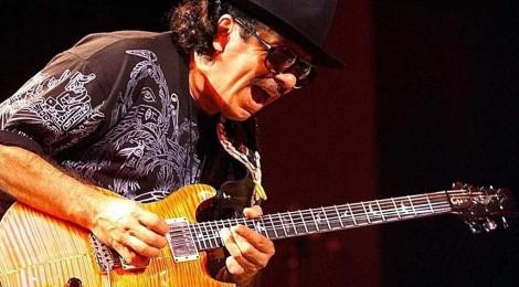 Pedalera de Carlos Santana