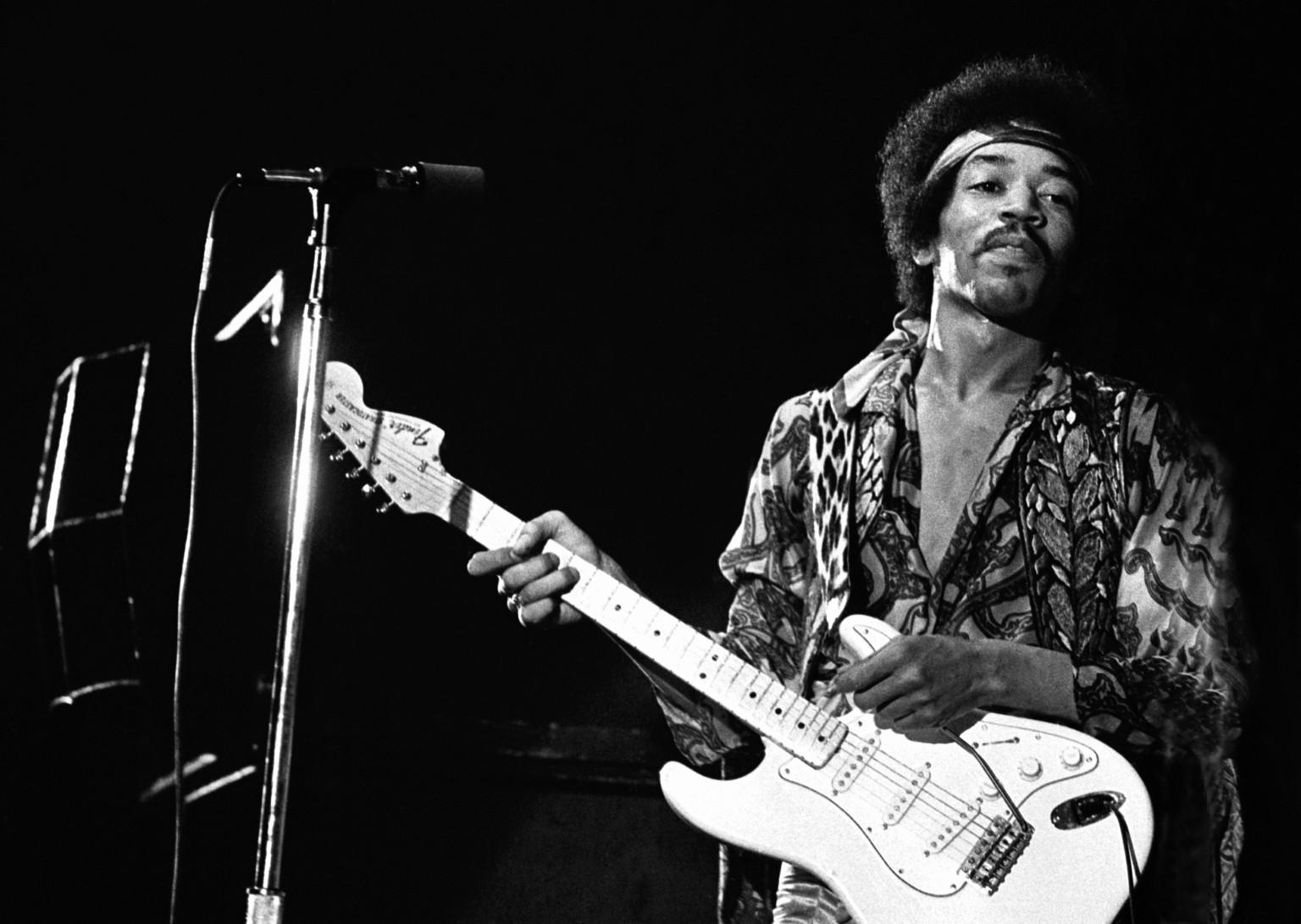 Pedalera De Jimi Hendrix